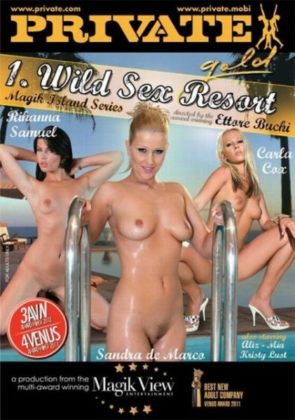Private Gold 130 - Wild Sex Resort [2012] DVDRip