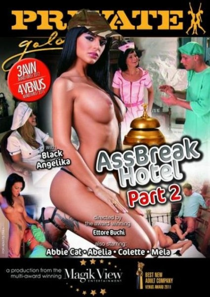 Private Gold 129 - Assbreak Hotel 2 [2012] DVDRip