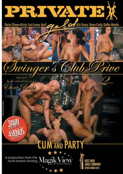 Private Gold 133. Swingers Club Prive 2 Cum And Party [2012] DVDR