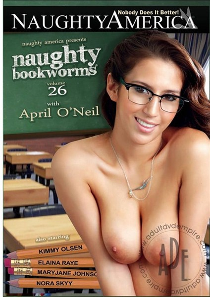 Naughty Bookworms 26 (2012) DVDRip