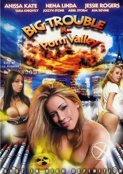 Big Trouble In Porn Valley (2012/DVDRip)