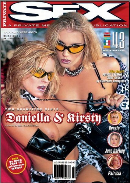 Private SEX Magazine №43