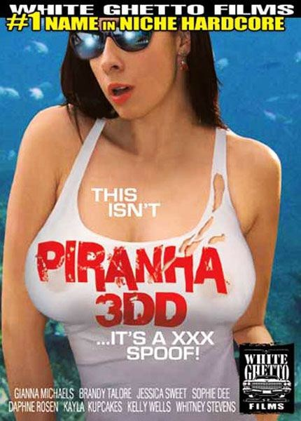 This Isn't Piranha 3DD...It's A XXX (2012) DVDRip
