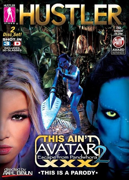 This Aint Avatar XXX 2 - Escape From Pandwhora [2012] DVDRip