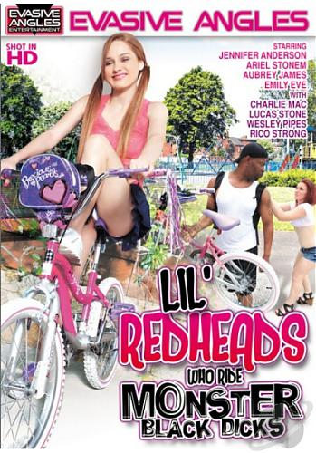 Lil Redheads Who Ride Monster Black Dicks (2012) DVDRip