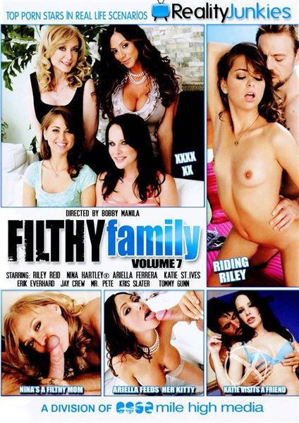 Filthy Family 7 (2012) DVDRip