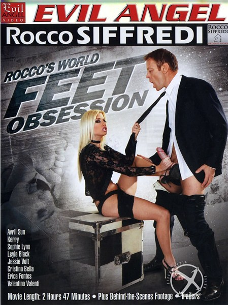 Roccos World Feet Obsession (2012) DVDRip
