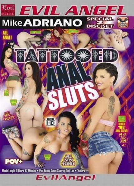 Tattooed Anal Sluts (2012) DVDRip