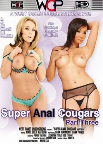 Super Anal Cougars 3 (2012) DVDRip