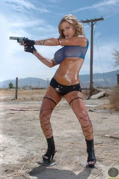 Actiongirls. Penny Mathis