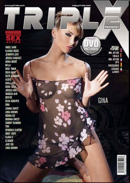 Private Magazine - TRIPLE X № 79