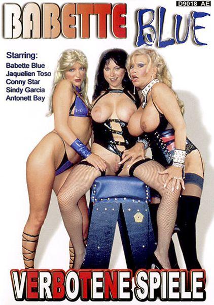 Babette Blue - Verbotene Spiele [2008] DVDRip