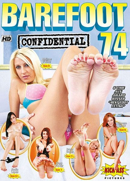 Barefoot Confidential 74 [2012] DVDRip