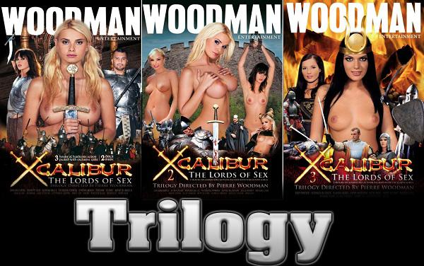 ���������� - ���������� ����� (��������) / Xcalibur - The Lord Of Sex (Trilogy) [2007]