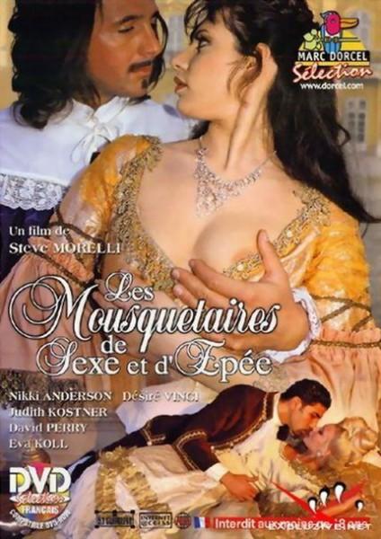 Les Mousquetaires de Sexe et D'epee / Мушкетёры секса и шпаги [1999] DVDRip