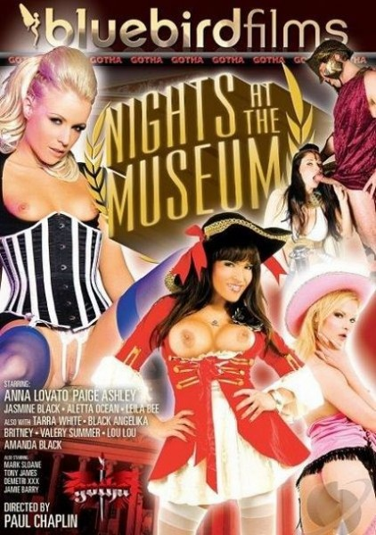 Nights At The Museum [2012] DVDRip