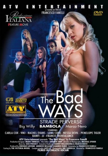 The Bad Ways [2010] DVDRip