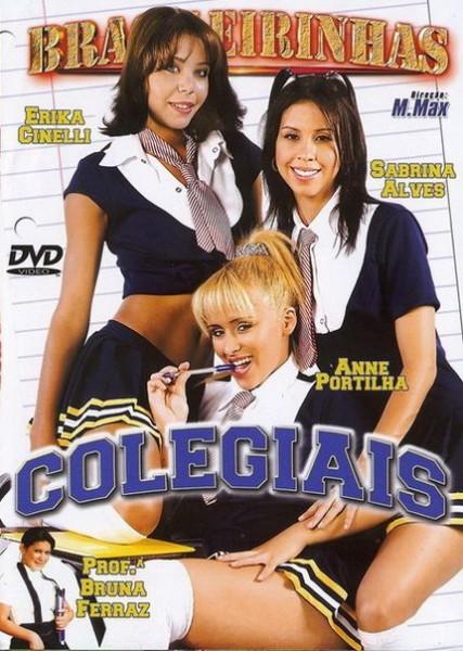 Colegiais [2008] DVDRip