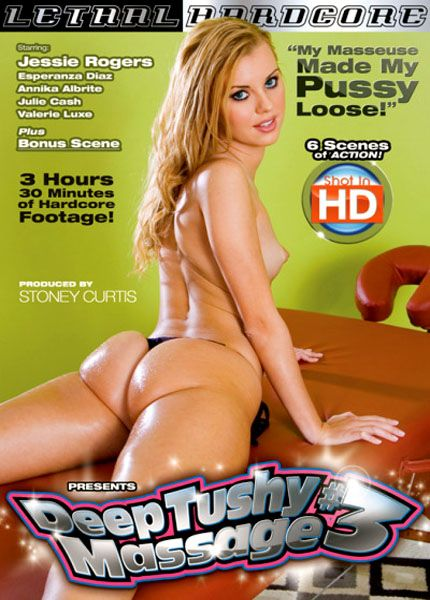 Deep Tushy Massage 3 [2012] DVDRip