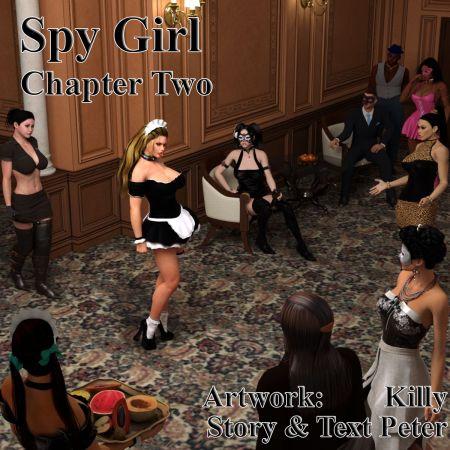 Spy Girl 2