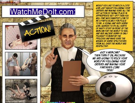 3D - WATCH ME DO IT. ACTION