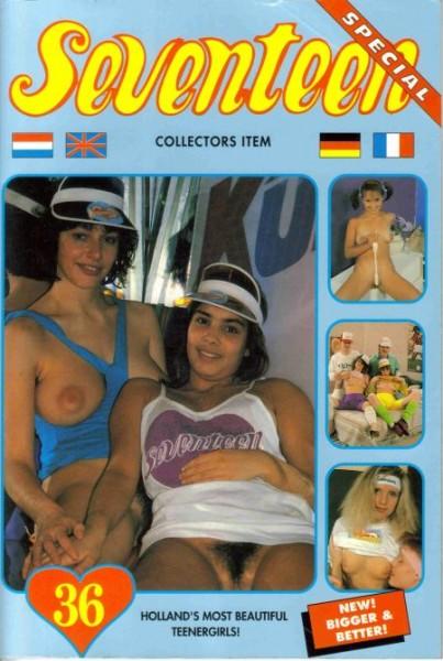 Seventeen - Special № 36 (1991)