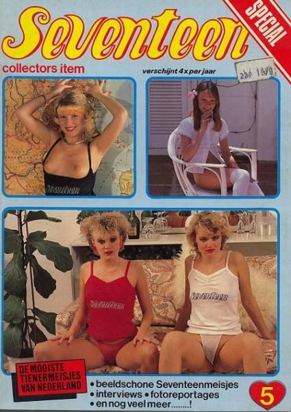 Seventeen - Special № 5 (1985)