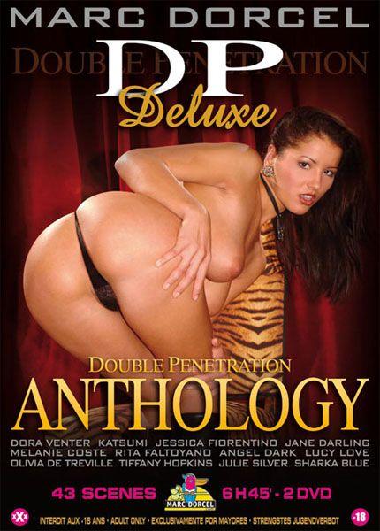 Double Penetration Deluxe Anthology / Роскошная антология двойного проникновения [2006] DVDRip