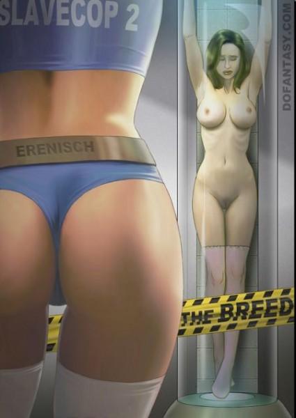 Fansadox Collection - 335 - Slavecop 2 - The Breed