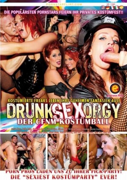 Drunk Sex Orgy - Der CFNM Kostümball / Пьяная Секс Оргия - Бал-маскарад в Стиле CFNM [2013] DVDRip