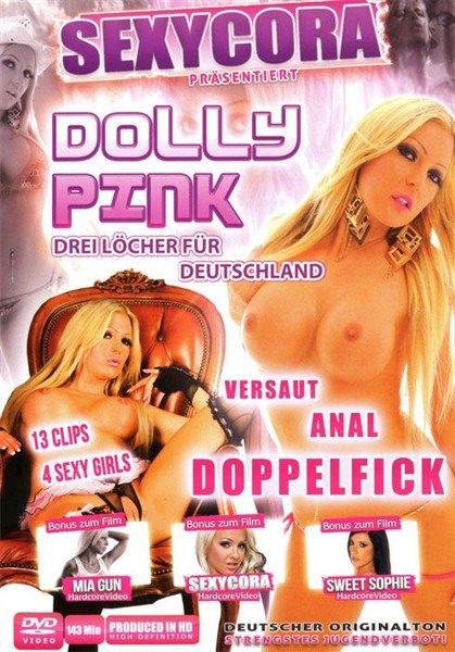 Dolly Pink: Drei Locher fur Deutschland / Dolly Pink: Три дырки для Германии (2013)