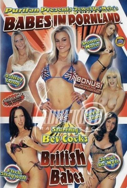 Babes in Pornland - British Babes [2003] DVDRip