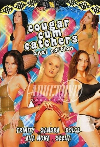 Cougar Cum Catchers Anal Edition [2008] DVDRip