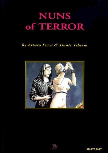 Comics porno - NUNS OF TERROR