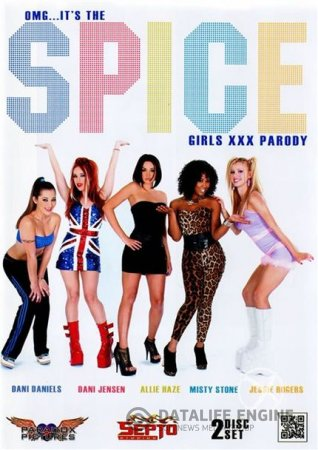 OMG...It's the Spice Girls XXX Parody [2013] DVDRip