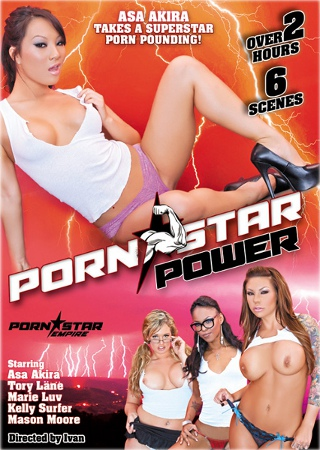 Сила порнозвезды / Pornstar Power (2012) WEB-DL