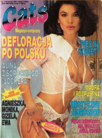 CATS magazyn erotyczny № 9 (1994)