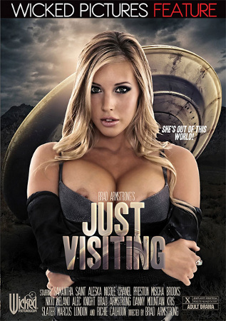 ������ ����� / Just Visiting (2013) WEB-DL