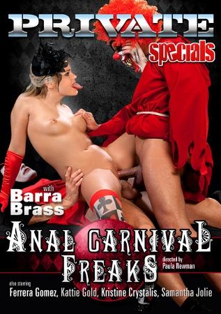 Анальный карнавал / Anal Carnival Freaks (2013/WEB-DL)