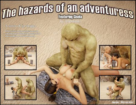 The Hazards of an Adventuress 3