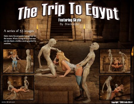 The Trip to Egypt