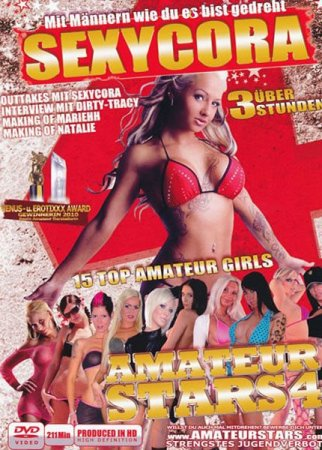 Sexy Cora. Amateurstars 4 [2011] DVDRip