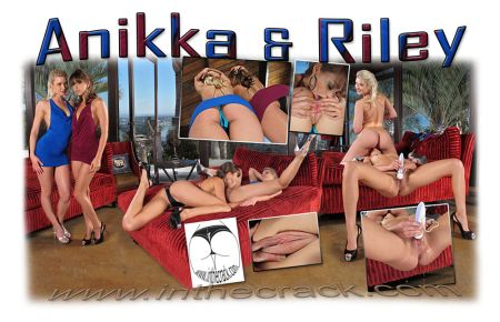 Anikka Albrite & Riley Reid