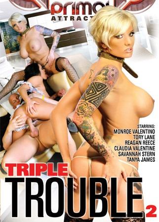 Тройная проблема 2 / Triple Trouble 2 (2011/WEB-DL)