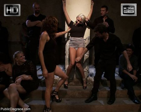 At the Mercy of the Crowd - Princess Donna Dolore, James Deen, Mr. Pete and Katie Summers (2011) HD