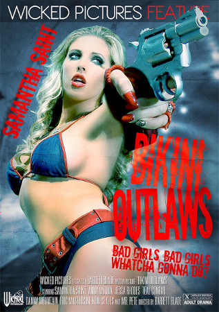 ����������� � ������ / Bikini Outlaws (2013/WEB-DL)