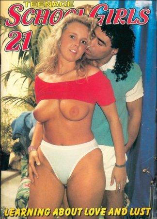 Color Climax Special TEENAGE SCHOOLGIRLS № 21 (07-1989)