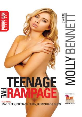 Буйство подростков 5 / Teenage Rampage 5 (2012/WEB-DL)