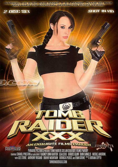Tomb Raider XXX: An Exquisite Films Parody / Лара Крофт (с русским переводом) [2012] DVDRip RUS