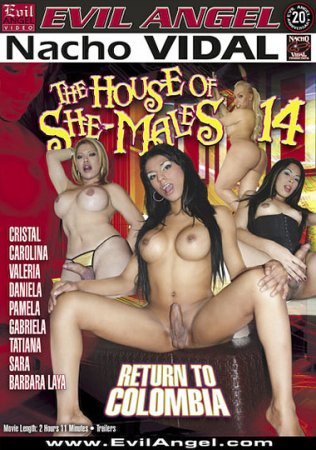 House Of She-Males 14 (2009/DVDRip)